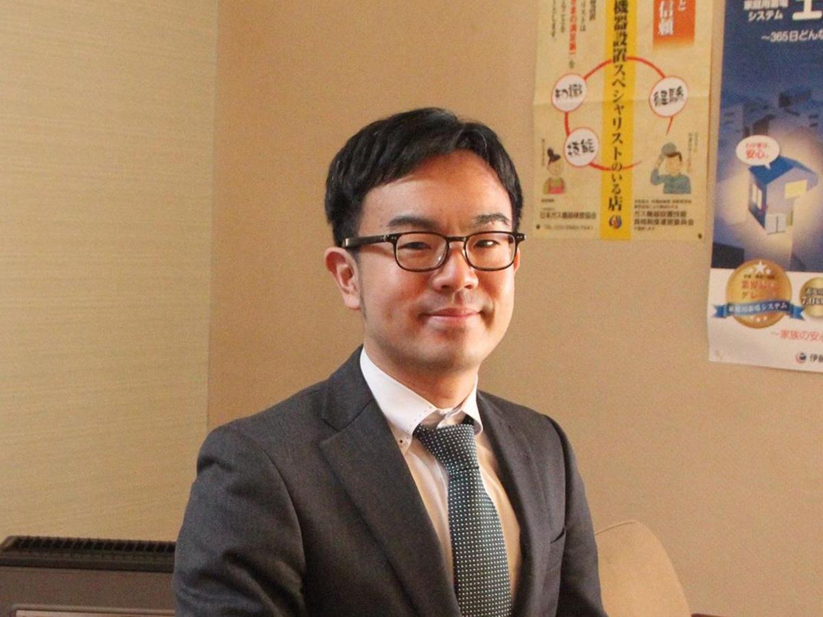松本青年会議所 第60代理事長 伊藤総一郎さん